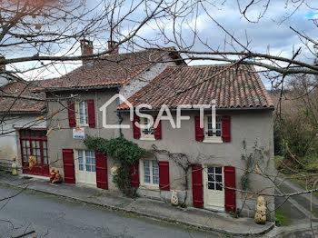maison à Mortemart (87)