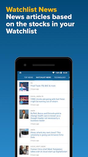 CNBC: Breaking Business News & Live Market Data screenshot 8