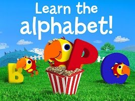 Screenshot of ABC's: Alphabet Learning Game