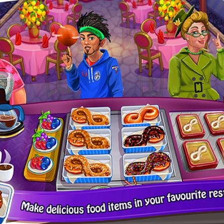 Cooking Stop - Restaurant Craze Top Cooking Game v1.1.8