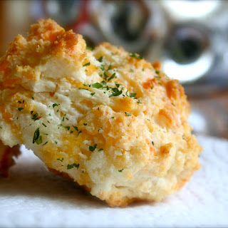 Cheddar Biscuits.