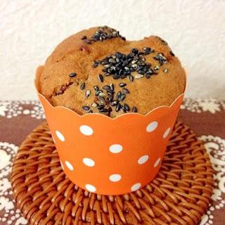 Japanese-Style Azuki Bean Muffin