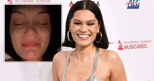 Jessie J breaks down as she updates fans on struggle with Meniere's disease: 'I am in so much pain'