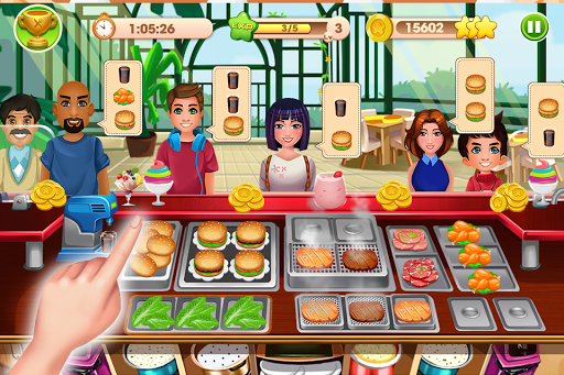 cooking talent - restaurant fever screenshot 3