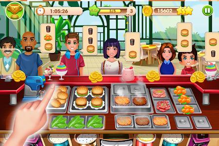 Cooking Talent - Restaurant fever 1.0.5 screenshot 2092912