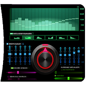 vPro Music Player Equalizer