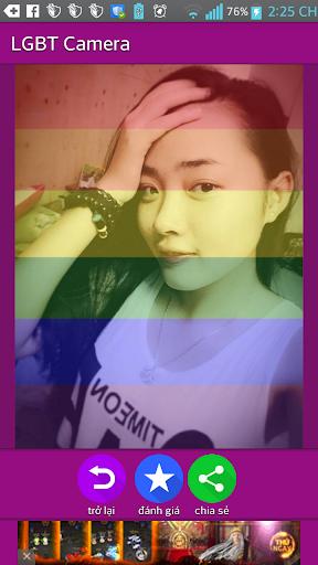 LGBT Camera - Celebrate Pride