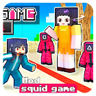 Squid Game Mod for Minecraft PE Horror Game 2020