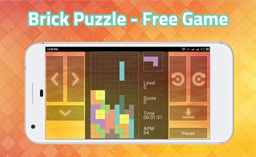 Brick Puzzle Classic Game 2.4.6 screenshots 6