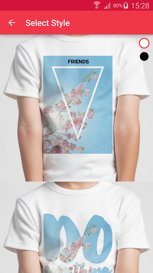 T Shirt Design Snaptee Android Apps On Google Play