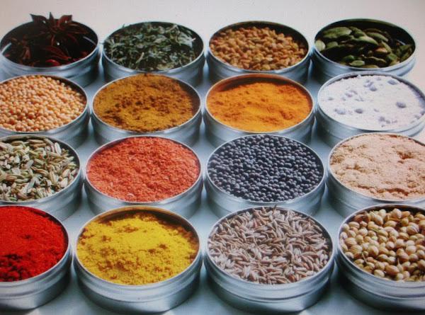 Indian Spice Recipe