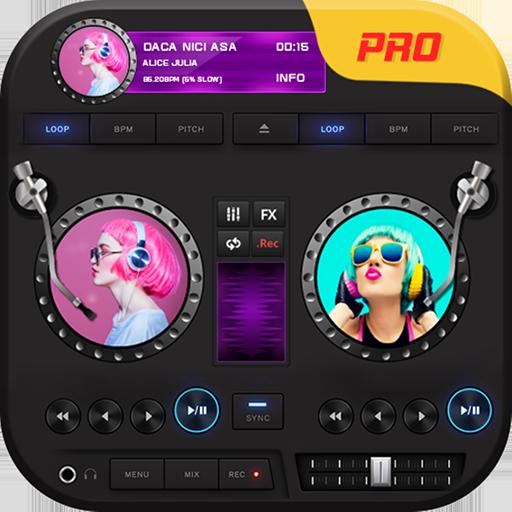Download edjing Mix: DJ music mixer on PC & Mac with AppKiwi APK