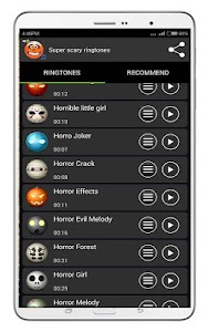 Super Scary Ringtones screenshot 7