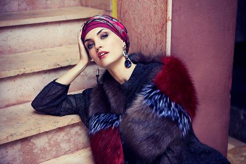 Mutsjes, sjaals en petten voor chemopatienten