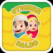 WAStickerApps Imut - Salman & Sofia