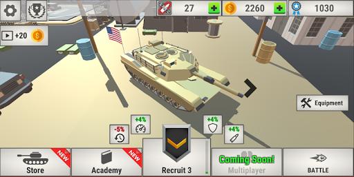 Poly Tanks: Massive Assault 1.2.0.3 screenshots 1