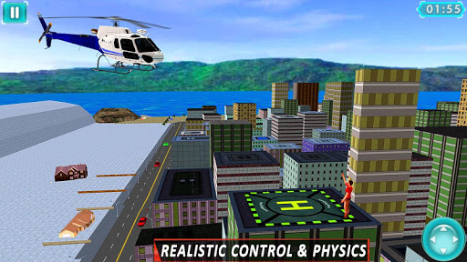 Helicopter Flying Adventures modavailable screenshots 11