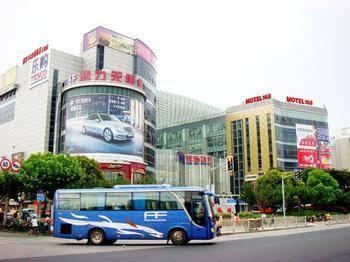 Motel 168 Shanghai Huinan Town