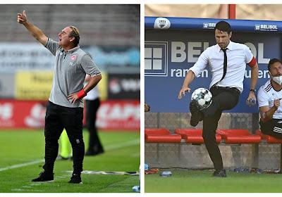 """Vanderhaeghe en Benat San José willen het positieve onthouden na Kortrijk - Eupen: """"Dat heeft iedereen gezien"""" en """"Centimeters"""""""