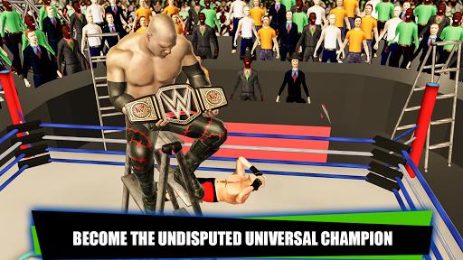 Ladder Match: World Tag Wrestling Tournament 2k18 1.3 screenshots 2