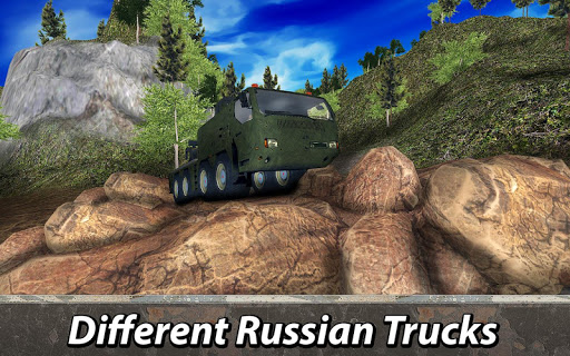 ud83cuddf7ud83cuddfaud83dude9bRussian Truck 6x6: Offroad Driving Simulator android2mod screenshots 4