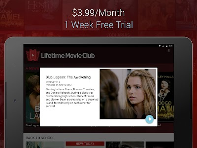 Lifetime Movie Club screenshot 11