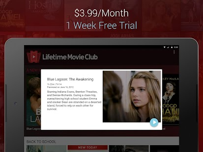 Lifetime Movie Club- screenshot thumbnail