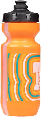 Teravail Daydreamer Purist Water Bottle - Orange/Emerald/Yellow/Cream 22oz alternate image 0