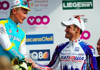 Vinokourov moet nog langer wachten op vonnis over omkoopzaak rond Luik-Bastenaken-Luik van 2010