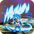 Saiyan Prince: The Way of legend APK