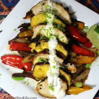 Jalapeno Marinated Grilled Chicken.