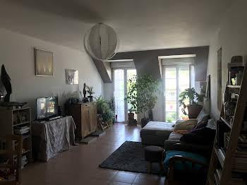 Appartement 4 pièces 72,84 m2