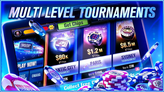 Game World Series of Poker – WSOP Free Texas Holdem APK for Windows Phone