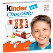 CHOCOLATE KINDER  X4UNID