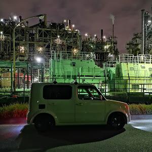 キューブ YZ11 改 のカスタム事例画像 shinichiさんの2020年11月29日19:38の投稿