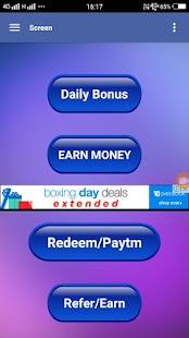 Earn Daily 1000 Paytm - náhled