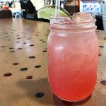Smoked Berry Margarita