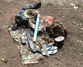 Photo: The forest ranger's gear