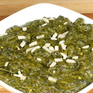 Sarson Ka Saag – Mustard Greens with Spinach