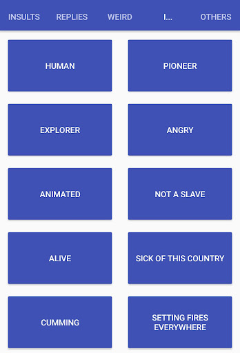 Alex Jones Soundboard 2.1 screenshots 2