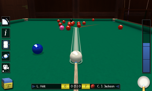 Pro Snooker 2020 fond d'écran 2