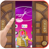 Knock Door Lock Screen APK for Bluestacks