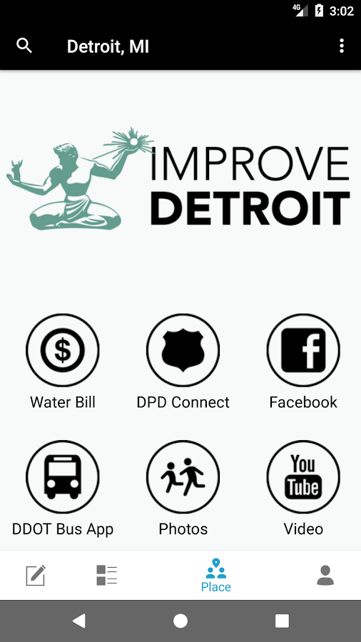 Improve Detroit- screenshot