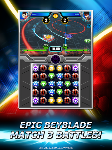 Beyblade Burst Rivals screenshot 9