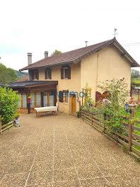 maison à Bonlieu (39)