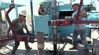 A Roughneck Mission