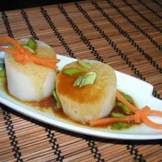Daikon Radish Wasabi Recipes