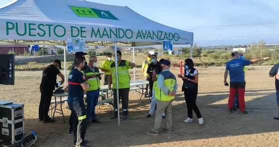 Cómo actuar ante una catástrofe: el primer día de 'terremotos' en Almería