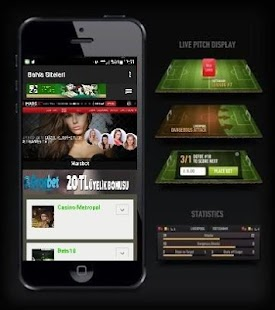 Mobil Bahis Siteleri Uygulaması BS - náhled