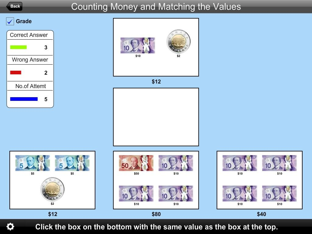 CAD Counting Matching Lite- screenshot